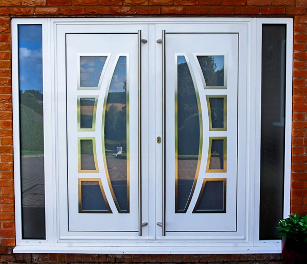 Aluminium Replacement Doors