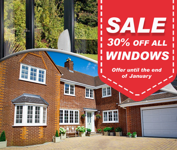 Replacement Windows Sale Stoke on Trent